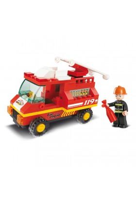 Camion de pompiers M38-B0173 SLUBAN
