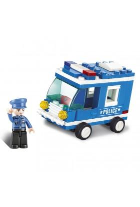 Camion de Police M38-B0177 SLUBAN