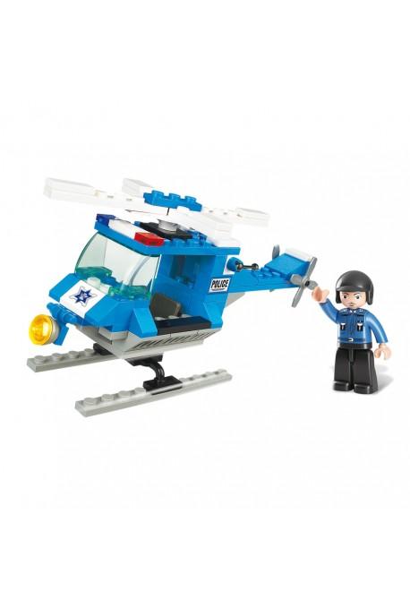 Hélicoptère de Police M38-B0175 SLUBAN