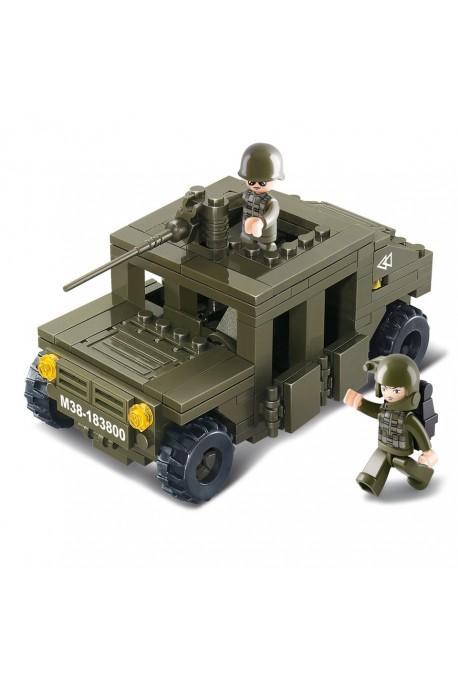Véhicule SUV Armée M38-B0297 SLUBAN