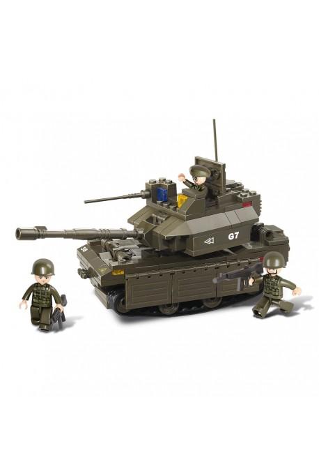 Char M1 Abrams M38-B0287 SLUBAN