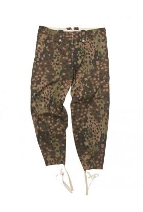 Pantalon WH M44 PEAS CAMO