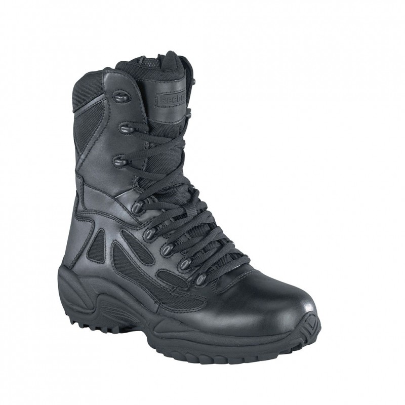 Reebok Chaussure Rapid response 8.0 zip - Noir - 43 2GwrdSb