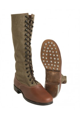 BOOTS WH TROPICALS LONG (REPRO)