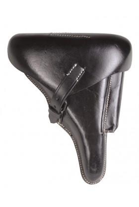 Holster P08 HARD SHELL WH