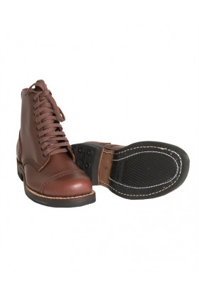 Bottes US RUSSET BROWN