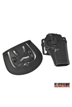 Holster CQC LVL II BlackHawk Glock 17/18/23/32