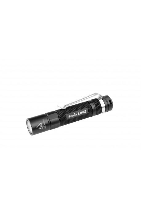 Lampe de poche porte-clés LD02 100 Lumens FENIX